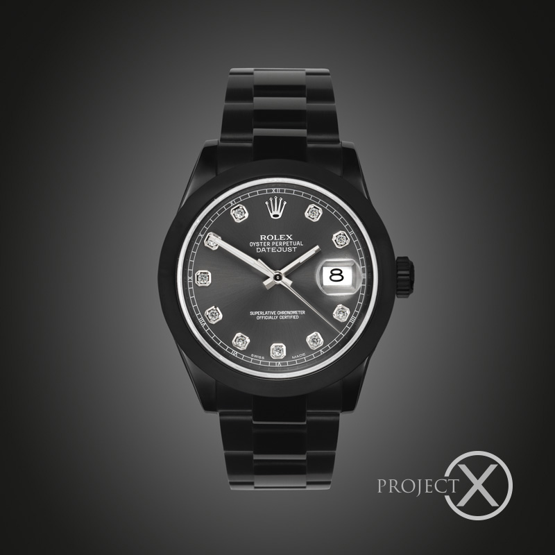 BLACK-OUT DATEJUST II
