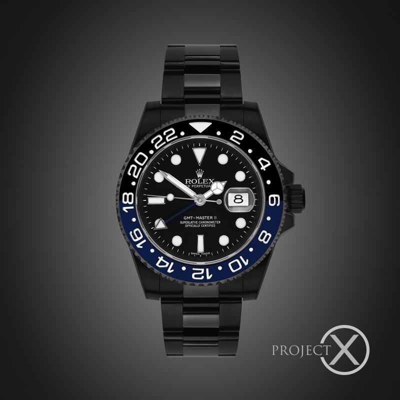 BLACK-OUT GMT MASTER II
